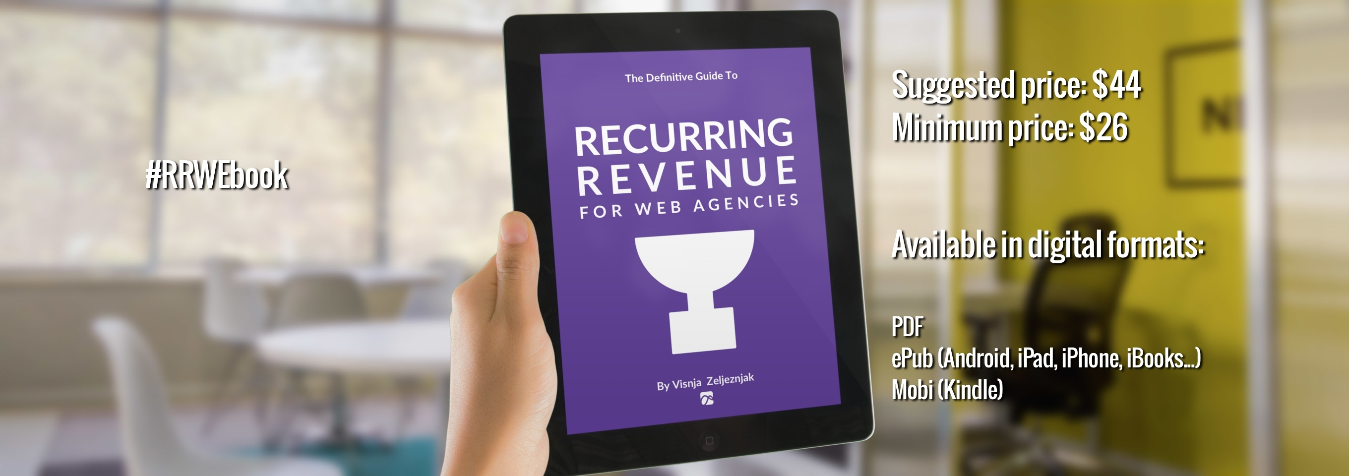 Recurring Revenue for Web Agencies: The Book